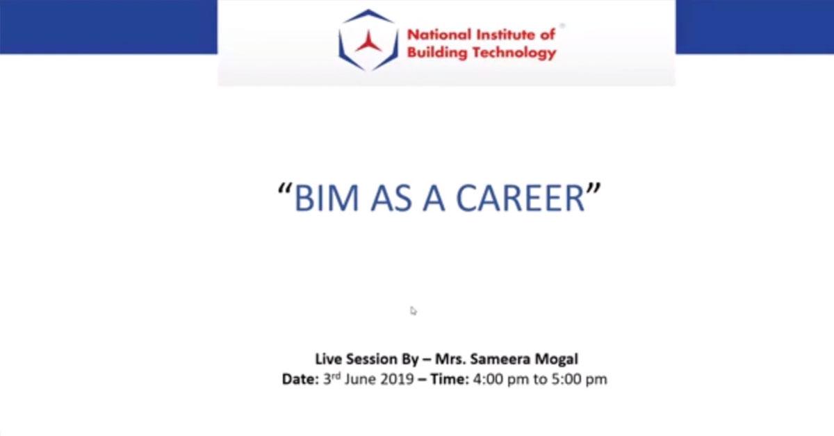 BIM Career